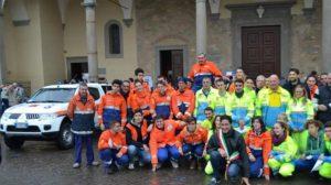 foto di tutti i volontari