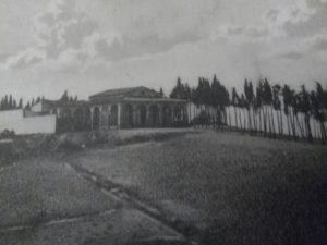 cimitero nel '900