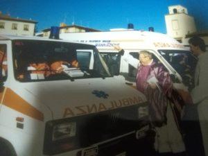 vecchia ambulanza